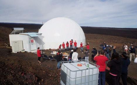 Culmina la quinta misión del Gran Hermano marciano, que prepara astronautas para 2030