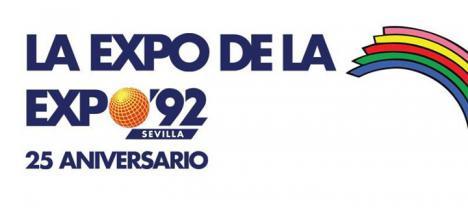 Exposición conmemorativa 25 aniversario Expo 92 de Sevilla