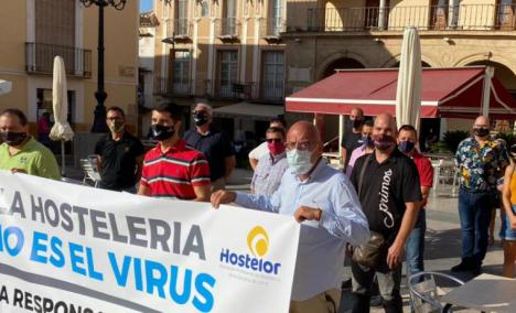 'Apoyamos la hostelería' , por Vicente Galindo Gea, Portavoz de Somos Región Lorca