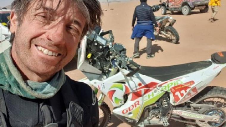 Muere el piloto francés de 52 años, Pierre Cherpin en el Rally Dakar