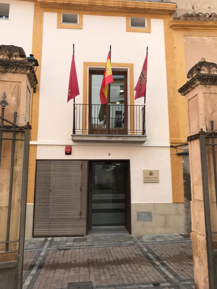 El Centro de Atención a la Violencia de Género de Lorca atendió a 201 mujeres durante el pasado mes de abril, de las cuales 18 correspondieron a nuevos casos