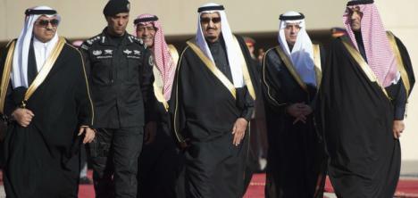 Detectan falsos escoltas en la seguridad de miembros de la Casa Real saudí
