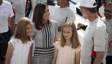 Sale a la luz el acuerdo prenupcial entre la Reina Letizia y Felipe VI