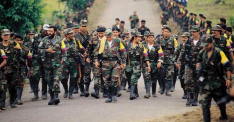 Las FARC retoma las armas según Iván Márquez número dos del grupo armado, actualmente en paradero desconocido.