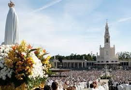 Decenas de peregrinos procedentes de la Diócesis de Cartagena acuden al centenario del milagro de Fátima
