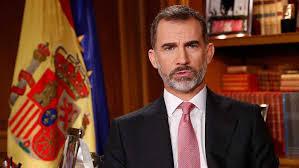 Mientras sigue el acoso y las humillaciones a las policías en Cataluña, el rey más de lo mismo.
