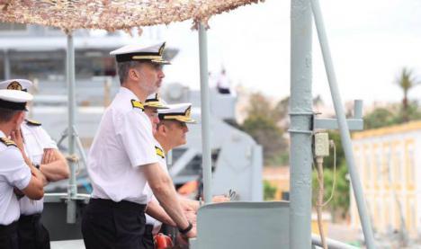 El ejército español aumentará en 7.000 militares
