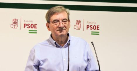 Pedro Sánchez se impone a Susana Díaz en Almeria gracias a Fernando Martínez