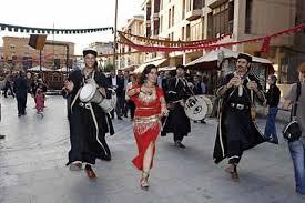 Festival medieval de Elche.
