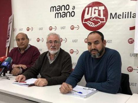 El Defensor del Pueblo comunica que las propuestas de UGT-FICA Melilla sobre los transfronterizos llegan a la Secretaría de Estado de Migraciones del Gobierno de España, dice Abderramán El Fahsi El Mokhtar, Secretario General de UGT-FICA Melilla