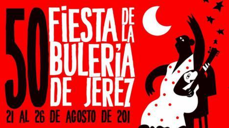 Medio siglo de la bulería en Jerez.