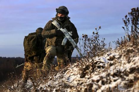 Rusia celebra el 27 de febrero el Día de las Fuerzas de Operaciones Especiales (FOE), el cuerpo militar de élite del país