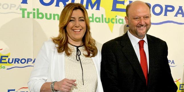 Desde Ferraz están obligados a pararle los pies de Susana Díaz e impedir que utilice la RTVA para colocar a sus acólitos