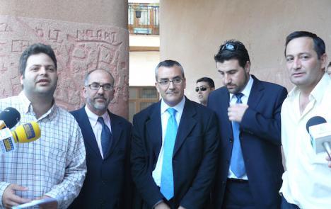 El Abogado de Cándido Trabalón quería que el Ayuntamiento de Zurgena le pagara 77.634,39 € por su defensa particular a el Exalcalde.