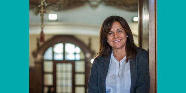 Meritxell Balcells Sanahuja presenta: 'Molt més que dirigir una escola'