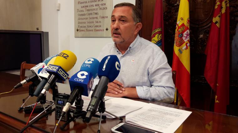 El PP denuncia que 'la falta de operatividad' de la CHS sigue entorpeciendo la ejecución de proyectos de especial importancia para todos los lorquinos