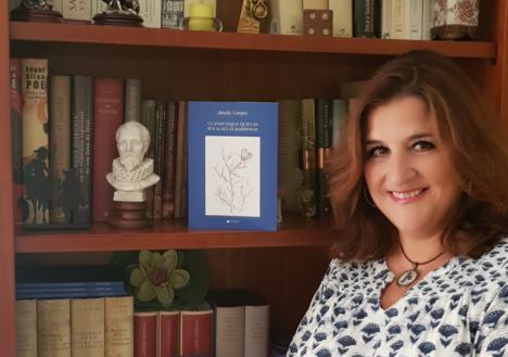 'Cuando dejan quietas sus alas las mariposas', una antología vital que pretende compartir principios y sentimientos universales en verso