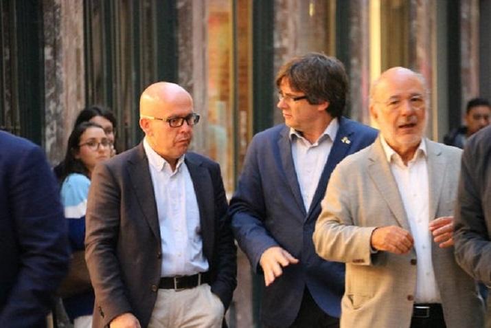 La Audiencia Nacional ordena un registro en la casa del abogado de Puigdemont