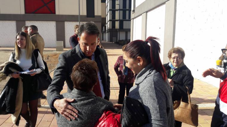 """El PP de Lorca exige """"transparencia"""" al actual alcalde para adjudicar los 59 pisos del Ayuntamiento en el barrio de San Fernando por las sospechas de amiguismo entre los solicitantes"""