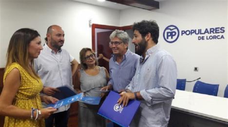 El Partido Popular de Lorca reclama