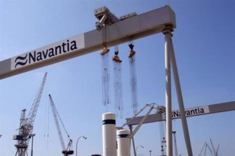 Navantia reorganiza su estructura para impulsar su actividad en sus principales negocios