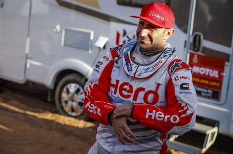 El Dakar de luto: Muere el piloto portugués Paulo Gonçalves