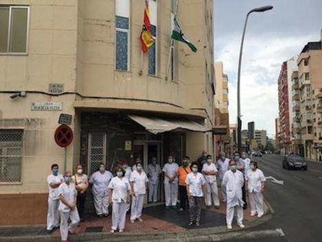 La Junta de Personal del hospital Torrecárdenas de Almería se manifiesta mañana, día 30, contra el cierre del Hospital de Cruz Roja
