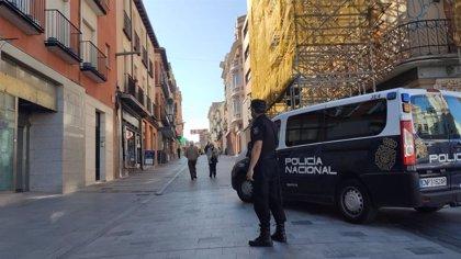 Un hombre ha sido detenido por intento de homicidio en Torija con un machete de grandes dimensiones