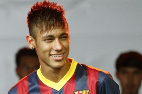 Neymar, demandado por el Barcelona.