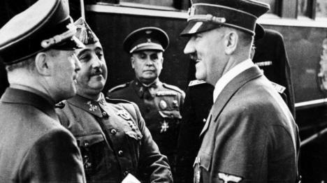 En Marzo de 2016 el FBI reveló que Hitler no murió en el búnker de Berlín y huyó a Tenerife con la ayuda de Franco