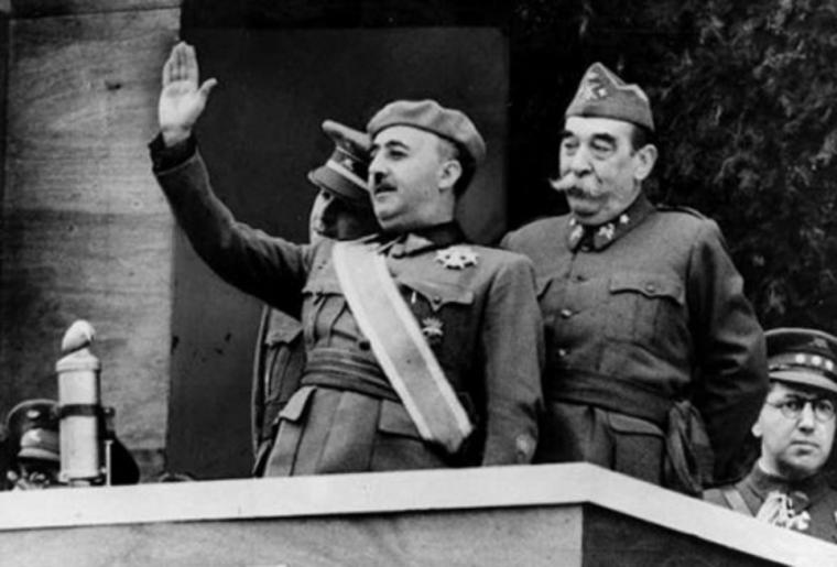 'El régimen franquista y sus bases ideológicas' , por Pedro Cuesta Escudero, Doctor en Historia Moderna y Contemporánea
