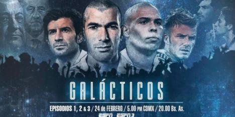 'Galácticos', un documental que muestra cómo cambió la industria del fútbol