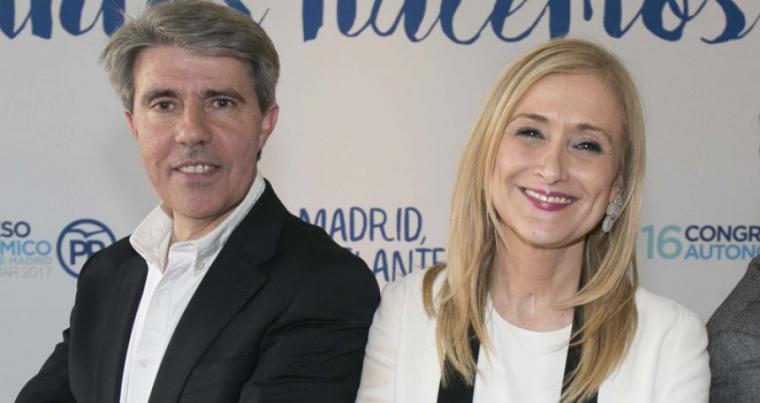 Última hora: Sigue la desbandada de cargos en el PP. Ángel Garrido, expresidente de la Comunidad de Madrid ficha por Ciudadanos
