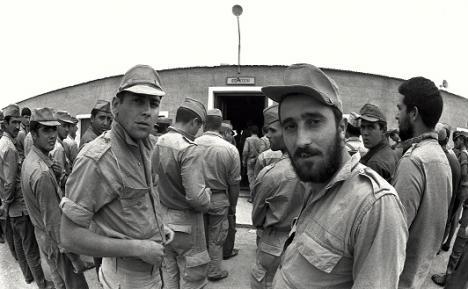 'Ma El Ainin', por el Teniente General del ET (R) Antonio Ramos-Yzquierdo Zamorano, Presidente Hermandad de Veteranos de Tropas Nómadas del Sahara