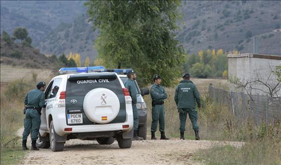 Encuentran el cadáver de un hombre en un pozo de Málaga