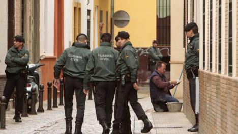 Liberada una menor por la Guardia Civil que fue secuestrada en Olmedo