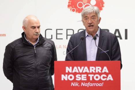 Geroa Bai obtiene la presidencia del Parlamento de Navarra, gracias al PSOE