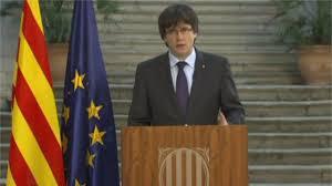 Puigdemont no se da por cesado y planta cara al Estado