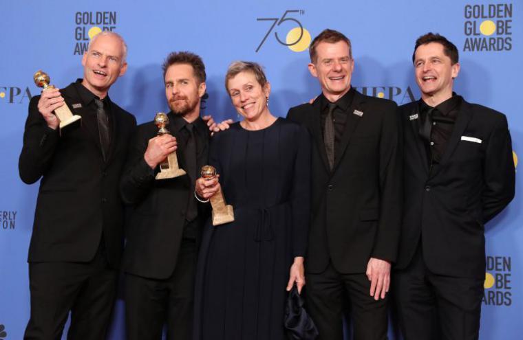 Los Globos de Oro, se convierte en una gala feminista