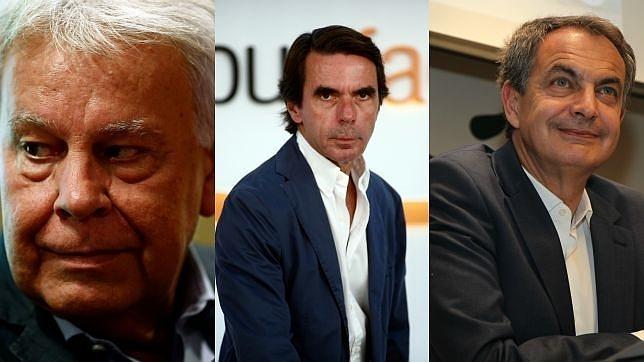 Pensiones vitalicias a expresidentes y exministros. En España el mayor negocio es entrar en política.