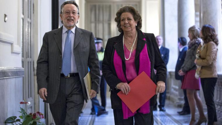 Alfonso Grau, condenado a casi cuatro años por aceptar relojes de un empresario y blanquearlos y al empresario que se los dio a 9 meses de cárcel