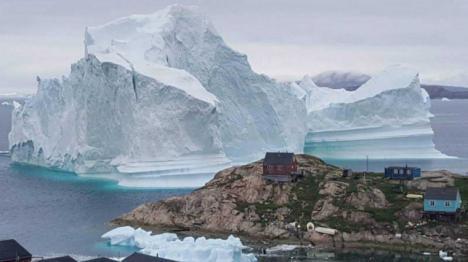Trump pretende comprar Groenlandia a Dinamarca