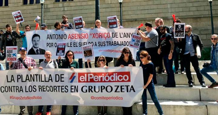 Antonio Asensio vende el Grupo Zeta