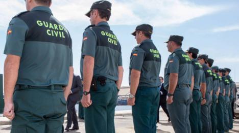 """La Asociación de Guardias Civiles afirma que el acto de Alsasua """"no es la mejor forma"""" de homenajear a la Guardia Civil"""