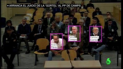 En el Juicio de Gürtel la estrategia del PP liderado por Camps pide su absolución por la prescripción