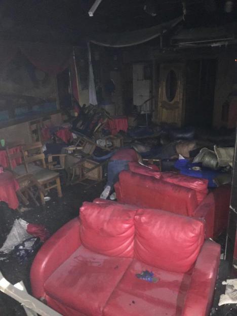 Al menos 23 personas muertas y 13 heridas en un atentado y posterior incendio que se produjo anoche en México