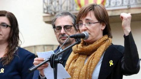 Puigdemont, su hermana, Torra y los CDR