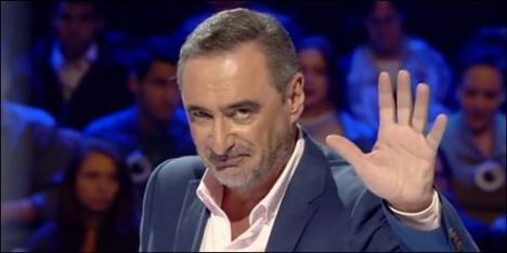 El fiasco televisivo de Carlos Herrera