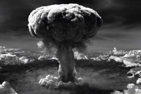 'La era atómica', por Pedro Cuesta Escudero