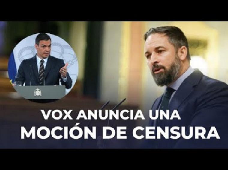 LA MOCIÓN DE CENSURA, MUERTA ANTES DE NACER
